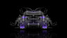 BMW-X6-Back-Water-Car-2014-Violet-Neon-HD-Wallpapers-design-by-Tony-Kokhan-[www.el-tony.com]
