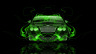 Bentley-Continental-GT-Front-Green-Fire-Abstract-Car-2014-Art-HD-Wallpapers-design-by-Tony-Kokhan-[www.el-tony.com]