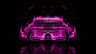Dodge-Challenger-Muscle-Pink-Fire-Abstract-Car-2014-HD-Wallpapers-design-by-Tony-Kokhan-[www.el-tony.com]