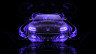 Dodge-Charger-RT-Muscle-Front-Violet-Fire-Abstract-Car-2014-Art-HD-Wallpapers-design-by-Tony-Kokhan-[www.el-tony.com]