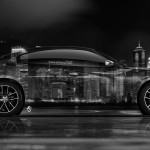 4K Dodge Charger RT Muscle Side Crystal City Car 2014