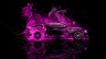 Dodge-Charger-RT-Muscle-Side-Pink-Fire-Abstract-Car-2014-Art-HD-Wallpapers-design-by-Tony-Kokhan-[www.el-tony.com]