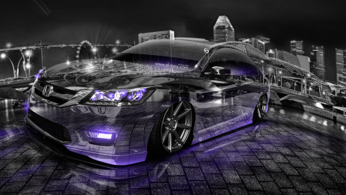 Honda-Accord-JDM-Tuning-Crystal-City-Car-2014-Violet-Neon-HD-Wallpapers-design-by-Tony-Kokhan-[www.el-tony.com]
