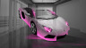 Lamborghini-Aventador-Fantasy-Crystal-Home-Fly-Car-2014-Pink-Neon-HD-Wallpapers-design-by-Tony-Kokhan-[www.el-tony.com]