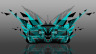 Lamborghini-Murcielago-Back-Abstract-Transformer-Car-2014-Azure-Colors-4K-Wallpapers-design-by-Tony-Kokhan-[www.el-tony.com]