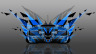 Lamborghini-Murcielago-Back-Abstract-Transformer-Car-2014-Blue-Colors-4K-Wallpapers-design-by-Tony-Kokhan-[www.el-tony.com]
