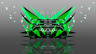 Lamborghini-Veneno-Back-Abstract-Transformer-Car-2014-Green-Colors-4K-Wallpapers-design-by-Tony-Kokhan-[www.el-tony.com]