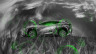 Lexus-LF-NX-Side-Grass-Style-Crystal-Nature-Car-2014-Green-Neon-Bubble-Effects-HD-Wallpapers-design-by-Tony-Kokhan-[www.el-tony.com]