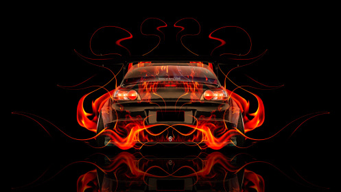 Mazda-RX8-JDM-Tuning-Back-Fire-Abstract-Car-2014-HD-Wallpapers-design-by-Tony-Kokhan-[www.el-tony.com]
