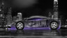 McLaren-F1-Side-Crystal-City-Car-2014-Violet-Neon-4K-Wallpapers-design-by-Tony-Kokhan-[www.el-tony.com]