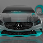 Mercedes-Benz Fantasy Crystal Home Fly Car 2014