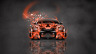 Nissan-GTR-R35-JDM-Tuning-Front-Domo-Kun-Toy-Car-2014-Orange-Colors-HD-Wallpapers-design-by-Tony-Kokhan-[www.el-tony.com]