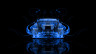 Toyota-Aristo-JDM-Tuning-Back-Blue-Fire-Abstract-Car-2014-Art-HD-Wallpapers-design-by-Tony-Kokhan-[www.el-tony.com]