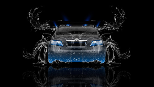 Toyota-Camry-JDM-Tuning-Back-Water-Car-2014-Blue-Neon-HD-Wallpapers-design-by-Tony-Kokhan-[www.el-tony.com]