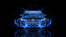 Toyota-Camry-JDM-Tuning-Front-Blue-Fire-Abstract-Car-2014-Art-HD-Wallpapers-design-by-Tony-Kokhan-[www.el-tony.com]