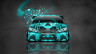 Toyota-Camry-JDM-Tuning-Front-Domo-Kun-Toy-Car-2014-Azure-Colors-HD-Wallpapers-design-by-Tony-Kokhan-[www.el-tony.com]