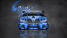 Toyota-Camry-JDM-Tuning-Front-Domo-Kun-Toy-Car-2014-Blue-Colors-HD-Wallpapers-design-by-Tony-Kokhan-[www.el-tony.com]