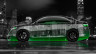 Toyota-Camry-JDM-Tuning-Side-Crystal-City-Car-2014-Green-Neon-4K-Wallpapers-design-by-Tony-Kokhan-[www.el-tony.com]