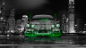 Toyota-Celica-JDM-Tuning-Front-Crystal-City-Car-2014-Green-Neon-4K-Wallpapers-design-by-Tony-Kokhan-[www.el-tony.com]