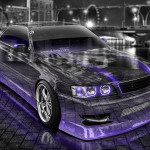 Toyota Chaser JZX100 JDM Tuning Crystal City Car 2014