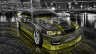 Toyota-Chaser-JZX100-JDM-Tuning-Crystal-City-Car-2014-Yellow-Neon-HD-Wallpapers-design-by-Tony-Kokhan-[www.el-tony.com]