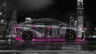 Toyota-FCV-Tuning-Side-Crystal-City-Car-2014-Pink-Neon-4K-Wallpapers-design-by-Tony-Kokhan-[www.el-tony.com]