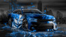 Dodge-Charger-RT-Muscle-Anime-Bleach-Aerography-City-Car-2015-Blue-Neon-Effects-3D-HD-Wallpapers-design-by-Tony-Kokhan-[www.el-tony.com]