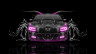 Dodge-Charger-RT-Muscle-Front-Water-Car-2015-Pink-Neon-HD-Wallpapers-design-by-Tony-Kokhan-[www.el-tony.com]