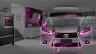 Lexus-GS350-F-Sport-FrontUp-Fantasy-Crystal-Home-Fly-Car-2015-Art-Pink-Neon-Effects-4K-Wallpapers-design-by-Tony-Kokhan-[www.el-tony.com]