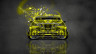 Mazda-6-JDM-Tuning-Back-Domo-Kun-Toy-Car-2015-Yellow-Colors-HD-Wallpapers-design-by-Tony-Kokhan-[www.el-tony.com]
