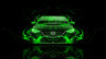 Mazda-6-JDM-Tuning-Front-Green-Fire-Abstract-Car-2015-HD-Wallpapers-design-by-Tony-Kokhan-[www.el-tony.com]