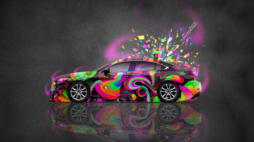 Mazda-6-JDM-Tuning-Side-Domo-Kun-Toy-Car-2015-Multicolors-HD-Wallpapers-design-by-Tony-Kokhan-[www.el-tony.com]