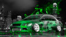 Mitsubishi-Lancer-Evolution-JDM-Tuning-Anime-Boy-Aerography-City-Car-2015-Green-Neon-Effects-4K-Wallpapers-3D-design-by-Tony-Kokhan-[www.el-tony.com]
