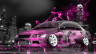 Mitsubishi-Lancer-Evolution-JDM-Tuning-Anime-Boy-Aerography-City-Car-2015-Pink-Neon-Effects-4K-Wallpapers-3D-design-by-Tony-Kokhan-[www.el-tony.com]