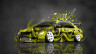 Mitsubishi-Lancer-Evolution-JDM-Tuning-Domo-Kun-Toy-Car-2015-Yellow-Colors-3D-HD-Wallpapers-design-by-Tony-Kokhan-[www.el-tony.com]