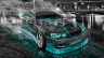 Toyota-Chaser-JZX100-JDM-Tuning-Crystal-City-Smoke-Drift-Car-2014-Azure-Neon-HD-Wallpapers-design-by-Tony-Kokhan-[www.el-tony.com]