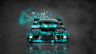 Toyota-Chaser-JZX100-JDM-Tuning-Front-Domo-Kun-Toy-Car-2015-Azure-Colors-HD-Wallpapers-design-by-Tony-Kokhan-[www.el-tony.com]