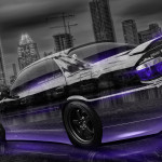 Toyota Chaser JZX100 JDM Crystal City Car 2015