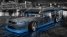Toyota-Mark2-JZX90-JDM-Tuning-Crystal-City-Car-2015-Blue-Neon-3D-HD-Wallpapers-design-by-Tony-Kokhan-[www.el-tony.com]