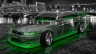Toyota-Mark2-JZX90-JDM-Tuning-Crystal-City-Car-2015-Green-Neon-3D-HD-Wallpapers-design-by-Tony-Kokhan-[www.el-tony.com]