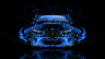 BMW-M3-E46-Tuning-Front-Blue-Fire-Abstract-Car-2015-HD-Wallpapers-design-by-Tony-Kokhan-[www.el-tony.com]