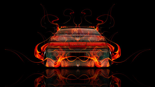 Toyota-Cresta-JZX90-Tuning-JDM-Back-Fire-Abstract-Car-2015-HD-Wallpapers-design-by-Tony-Kokhan-[www.el-tony.com]