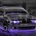 BMW M5 Tuning Crystal City Car 2015