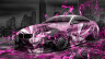 BMW-M6-Hamann-Tuning-3D-Anime-Bleach-Aerography-City-Car-2015-Pink-Neon-Effects-HD-Wallpapers-design-by-Tony-Kokhan-www.el-tony.com-image
