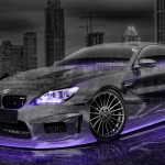 BMW M6 Hamann Tuning Crystal City Car 2015