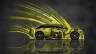 Dodge-Charger-RT-Muscle-Side-Super-Abstract-Aerography-Car-2015-Creative-Yellow-Colors-4K-Wallpapers-design-by-Tony-Kokhan-www.el-tony.com-image