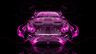 Ford-Mustang-Muscle-Tuning-FrontUp-Fire-Abstract-Car-2015-Pink-Colors-HD-Wallpapers-design-by-Tony-Kokhan-www.el-tony.com-image
