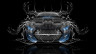 Ford-Mustang-Muscle-Tuning-FrontUp-Water-Car-2015-Blue-Neon-HD-Wallpapers-design-by-Tony-Kokhan-www.el-tony.com-image