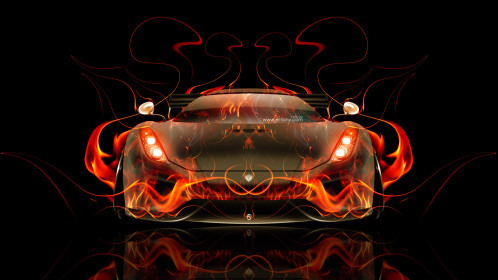 Koenigsegg-Regera-Front-Fire-Abstract-Car-2015-Orange-Yellow-Colors-HD-Wallpapers-design-by-Tony-Kokhan-www.el-tony.com-image