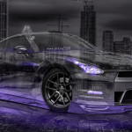 Nissan GTR R35 JDM Crystal City Car 2015